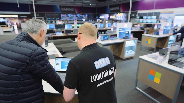 Intel Field Marketing Retail Marketing Group
